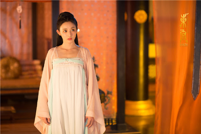 goodbye my princess cdrama peng xiaoran