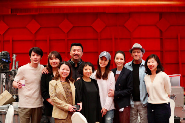 Ruby Lin Wallace Huo Something Winter
