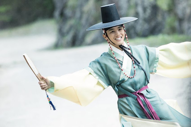 Queen for Seven Days Korean drama Yeon Woo Jin