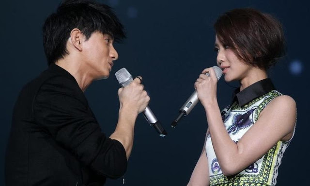 Dating News: Nicky Wu and Liu Shi Shi civil wedding 2015 Bu Bu Jing Xin real life couple