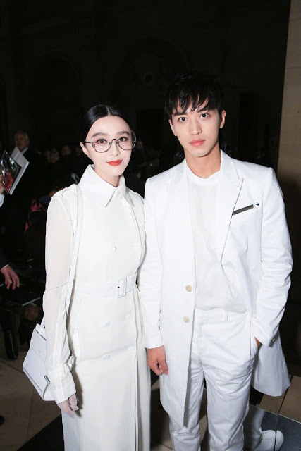 Fan Bing Bing Timmy Xu Weizhou