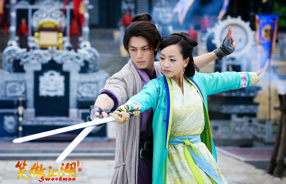 Wallace Huo as the Swordsman 2013, drama withdrawals best wuxia