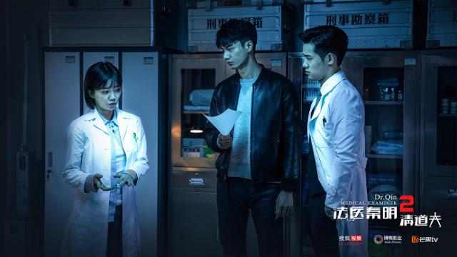 Medical Examiner Dr. Qin 2