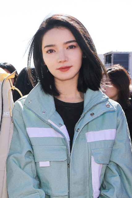 Yang Mi Storm Eye boot ceremony Daisy Dai Si