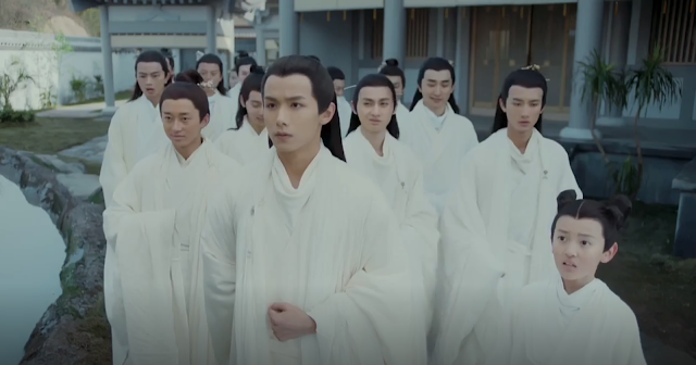 First Impressions: Untouchable Lovers