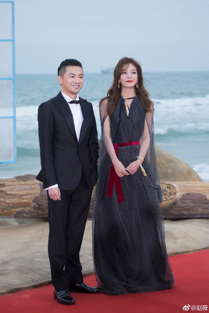 Hainan International Film Festival Alec Su Vicki Zhao