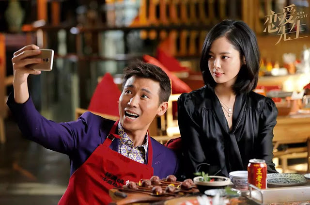 Drama Review Mr. Right Jin Dong