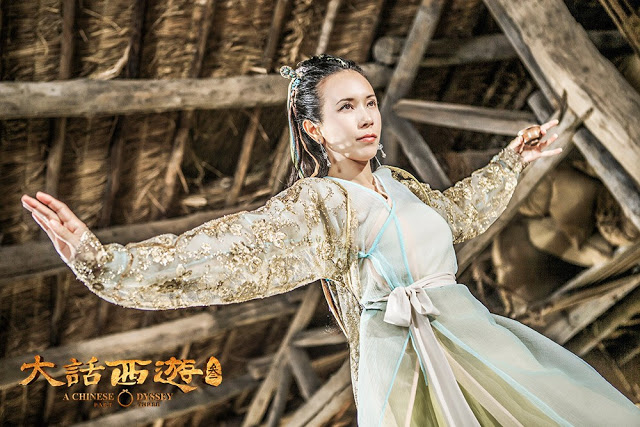Karen Mok in A Chinese Odyssey Part Three