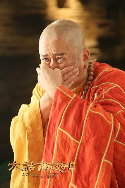 Jacky Wu Jing in A Chinese Odyssey Part Three