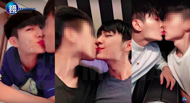 Aaron Yan allegedly cheating 3 different men