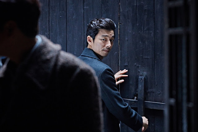 Age of Shadows Gong Yoo movie