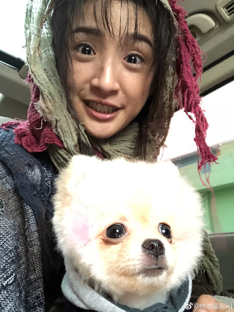 I Will Never Let You Go Behind the Scenes Ariel Lin