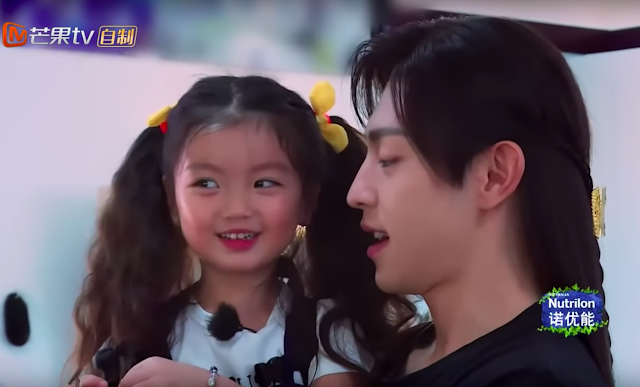 Ashes of Love Deng Lun Where Are We Going, Dad?
