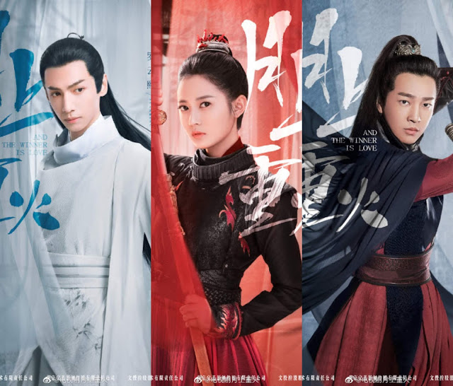 Ashes of Love And The Winner Is Love Cast