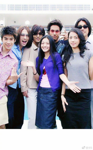 Throwback Meteor Garden 2001 Shan Cai and F4