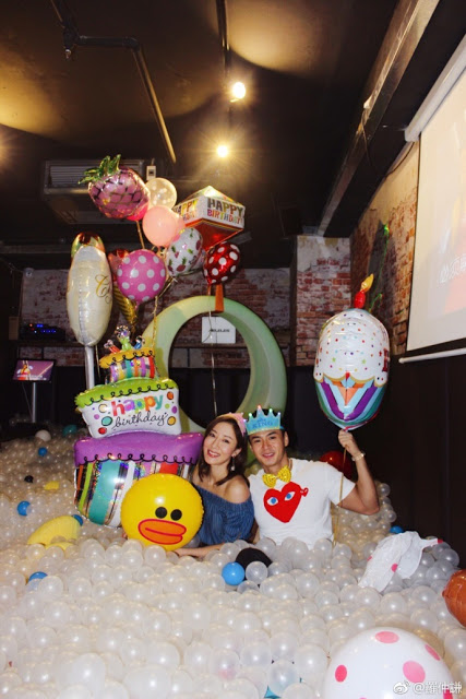 Him Law, Tavia Yeung Double Birthday 2018