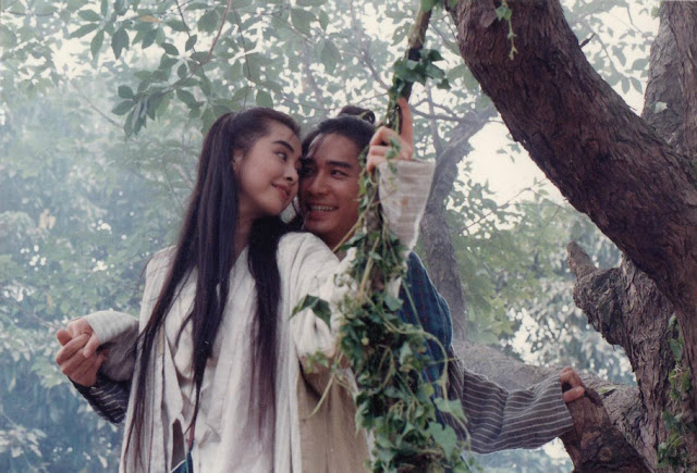 joey wang and tony leung, butterfly and sword 1993, asian drama withdrawals, best of hk cinema, wuxia, michelle yeoh, donnie yen