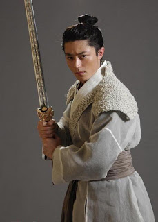 Wallace Huo in Chinese Paladin 3