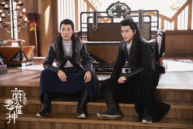 Cinderella Chef Chinese drama recommendations