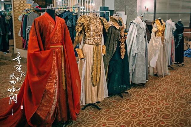 Ashes of Love Costumes