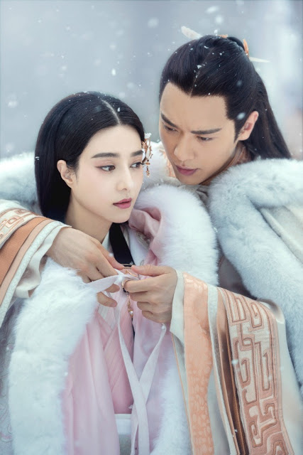 Legend of Ba Qing Gavin Gao Fan Bingbing