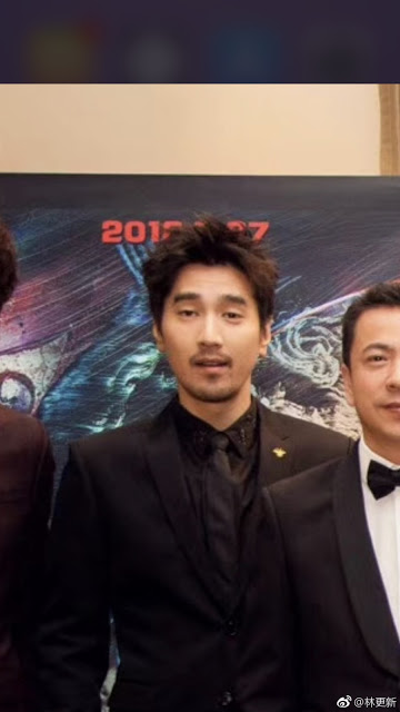 Mark Chao ugly pic