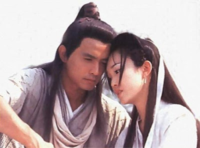 Return of the Condor Heroes classic Jin Yong Wuxia, best chinese tv series, drama withdrawal syndrome