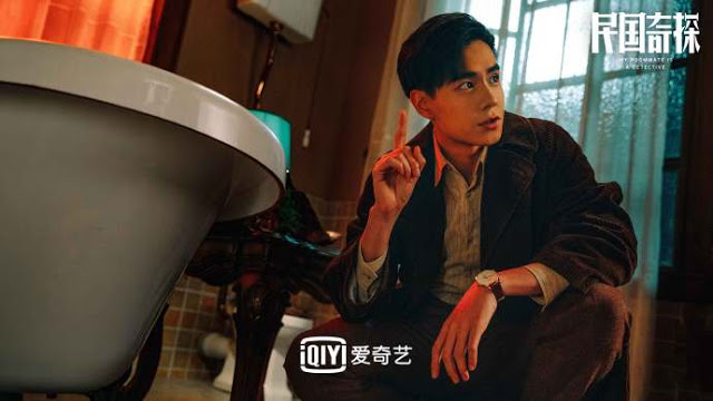my roommate is a detective Republican drama Hu Yitian