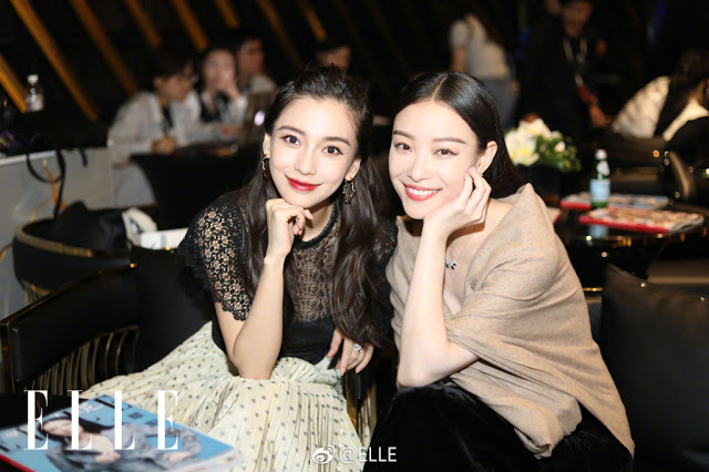 Elle Night Angelababy, Ni Ni