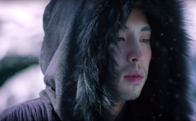 Ashes of Love Deng Lun Winter