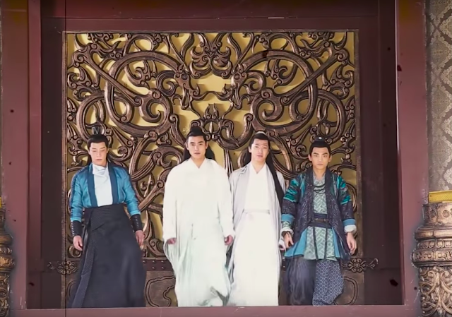 F4 Legend of Fuyao