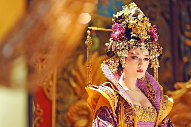 Fan Bingbing Empress of China