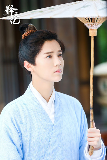 Luhan in Fighter of the Destiny Poster