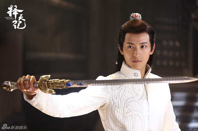 Zhang Jun Ning Fighter of the Destiny