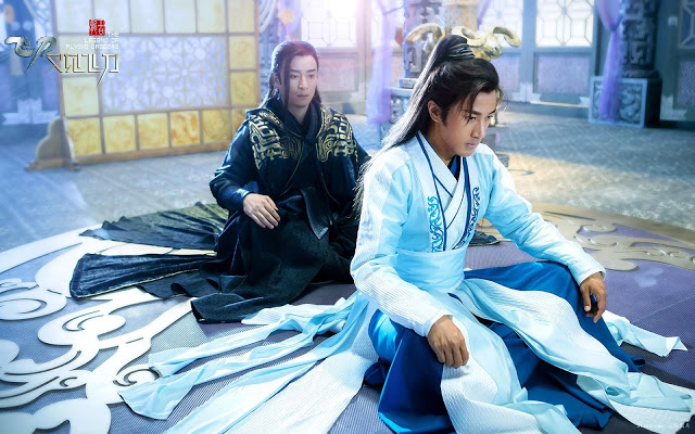 2016 Flying Daggers starring Hawick Lau and Yang Rong, best fantasy wuxia / martial arts films