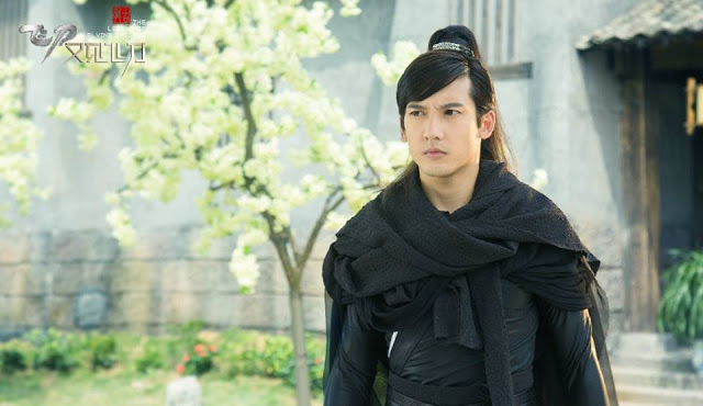 2016 chinese drama Legend of Flying Daggers starring Kenny Kwan