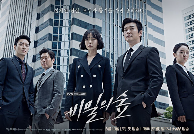 Forest of Secrets Korean drama