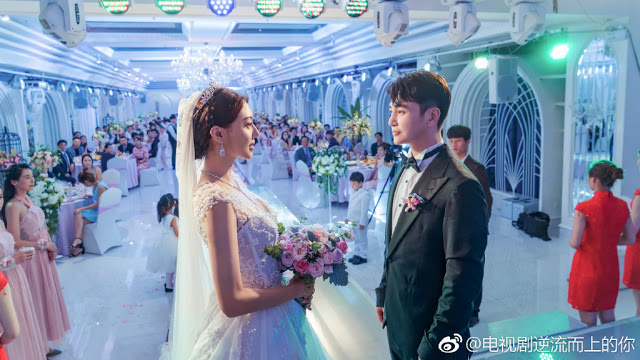 Wedding Unbeatable You Sun Jian Huang Mengying