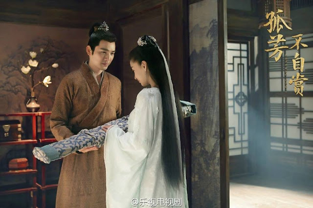 Wallace Chung and Angelababy in General and I