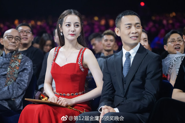 Golden Eagle Awards 2018 Dilraba Dilmurat