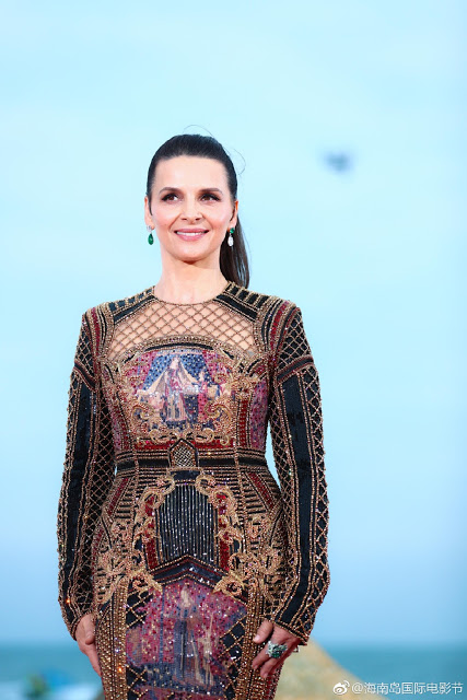 Hainan International Film Festival Juliette Binoche