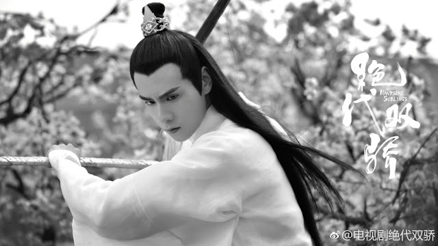 Handsome Siblings Wuxia Hu Yitian