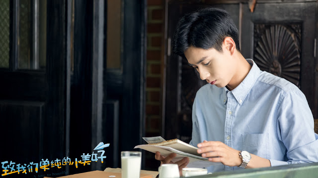 a love so beautiful cdrama hu yitian