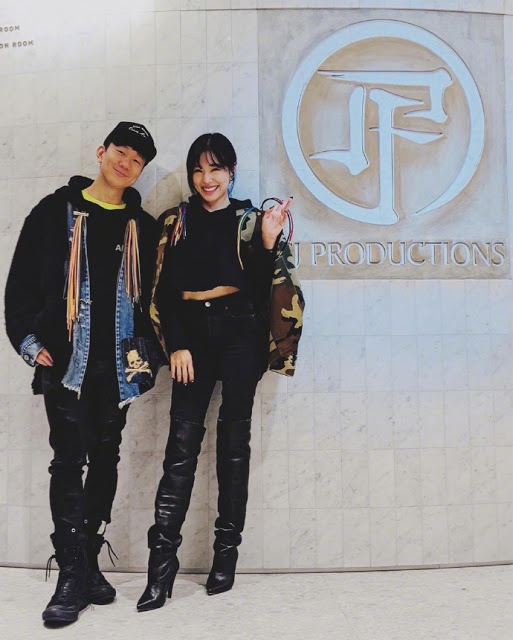 jj lin tiffany young