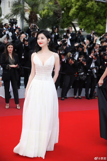 Jing Tian Cannes Film Festival 2019