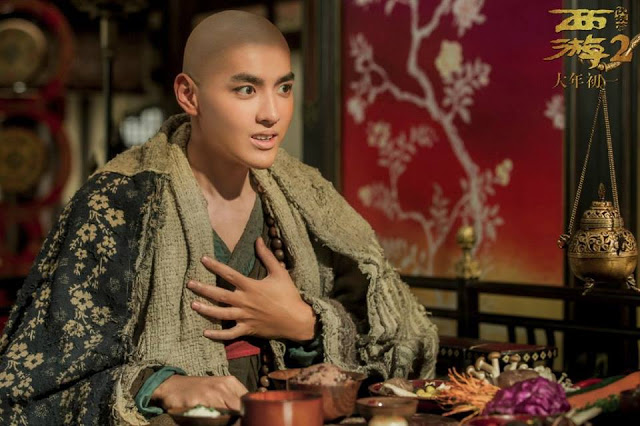 Journey to the West 2 Kris Wu