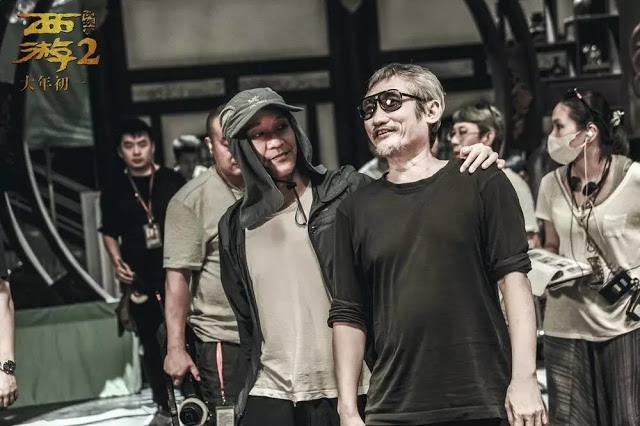 Tsui Hark and Stephen Chow Journey to the West 2