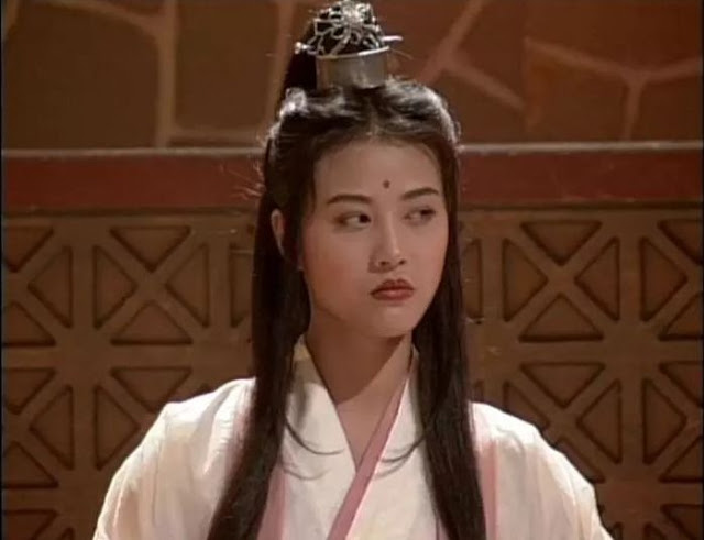 Kathy Chow 1994 Heavenly Sword and Dragon Saber