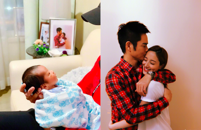 kevin cheng baby raphael