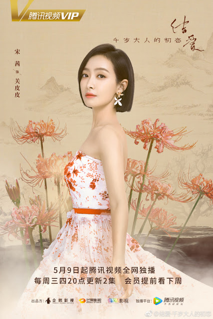 Victoria Song character poster The Love Knot: His Excellency